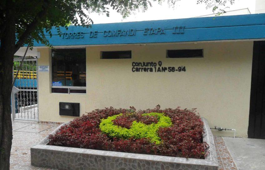 Venta Apartamento en Torres de Comfandi III  Conjunto Q en Cali, Colombia